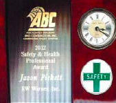 ABC Health & Safety Award