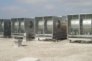 Supply & Exhaust Air Handling Units | Frederick, Maryland